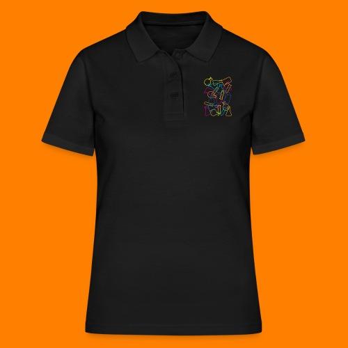 Large Laboratory Glassware - Women's Polo Shirt