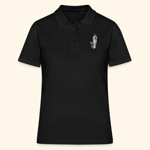 MISS POODLE - Women's Polo Shirt