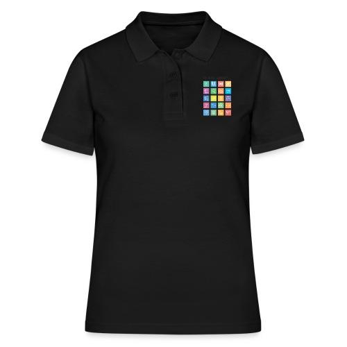 15 min. about... - Frauen Polo Shirt