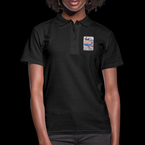 Emelie Kunstwerk V. - Frauen Polo Shirt