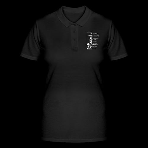 Bad Influence - Women's Polo Shirt