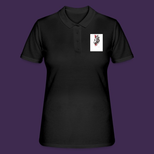 chess me mate - Women's Polo Shirt