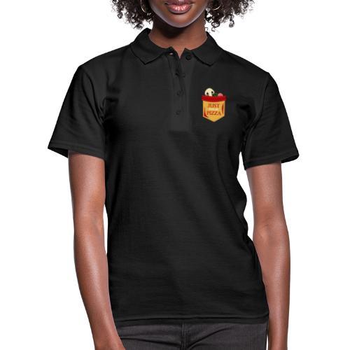 Dammi solo la pizza - Women's Polo Shirt