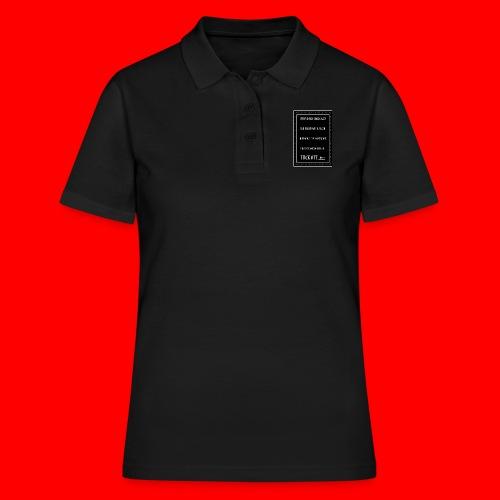 prettyPLEASE - Women's Polo Shirt
