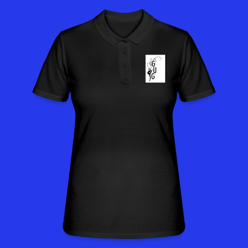 GUG logo - Frauen Polo Shirt