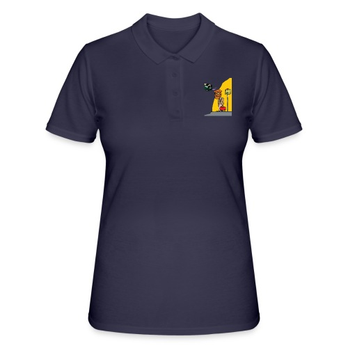 Bus stop - Women's Polo Shirt