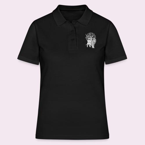 Durga - Frauen Polo Shirt
