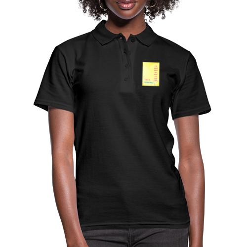 I m much more me when I m with you - Women's Polo Shirt