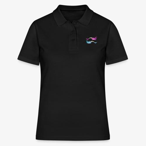 harmony of peacocks - Women's Polo Shirt