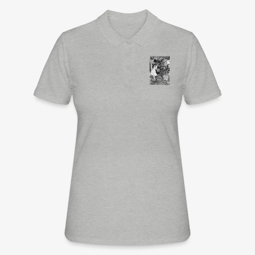 Enter the Linear Dream Orig Edition by Rivinoya - Women's Polo Shirt