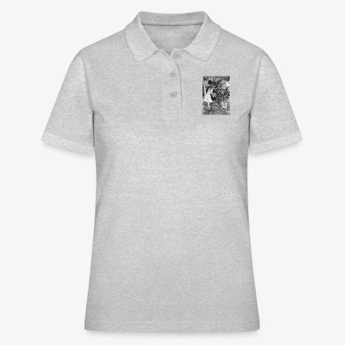 Enter the Linear Dream Orig Edition by Rivinoya - Women's Polo Shirt