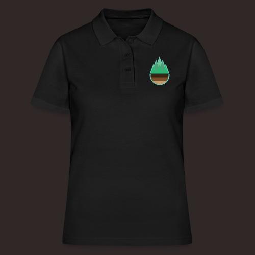 Wald | Natur Baum Erde Bäume - Frauen Polo Shirt