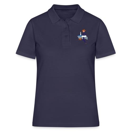 Izel Dousig mariniere bleu marine - Women's Polo Shirt