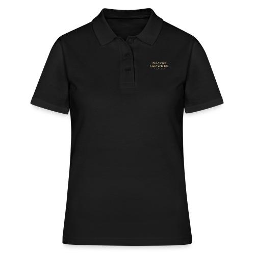 Ik lust geen paella - Women's Polo Shirt