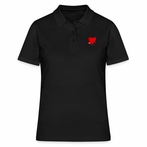 diablita - Camiseta polo mujer