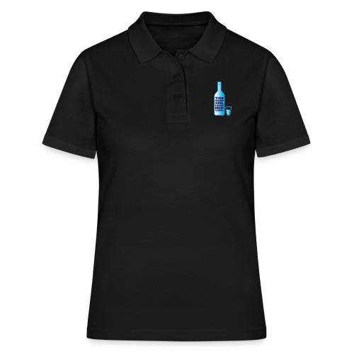 Girl loves Vodka - Frauen Polo Shirt