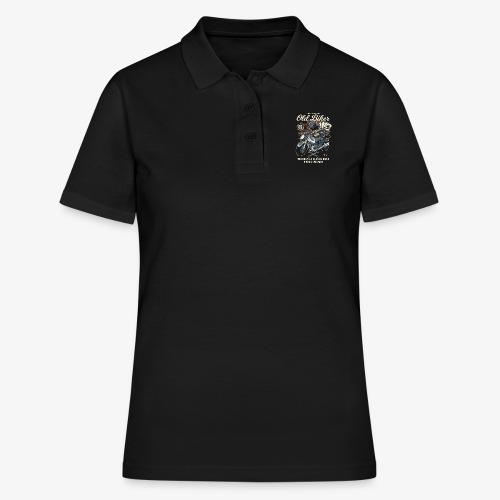 Vieux motard - Women's Polo Shirt