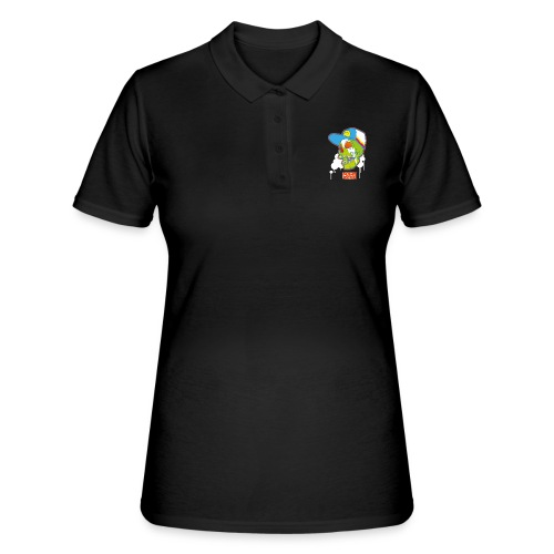 Ptb Skullhead 2 - Women's Polo Shirt