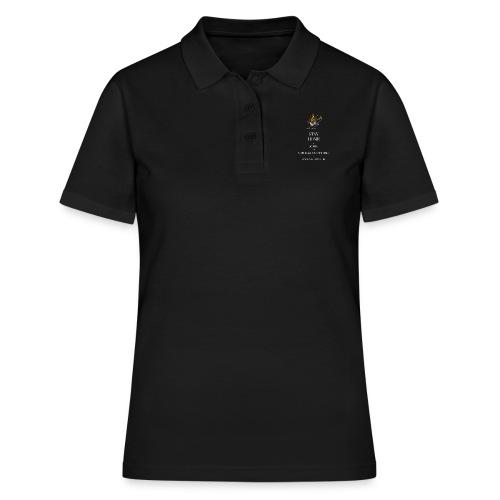 stay home02 - Frauen Polo Shirt