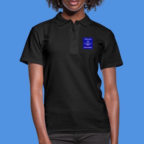 fitness funny - Women's Polo Shirt