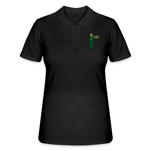 All Green - Women's Polo Shirt