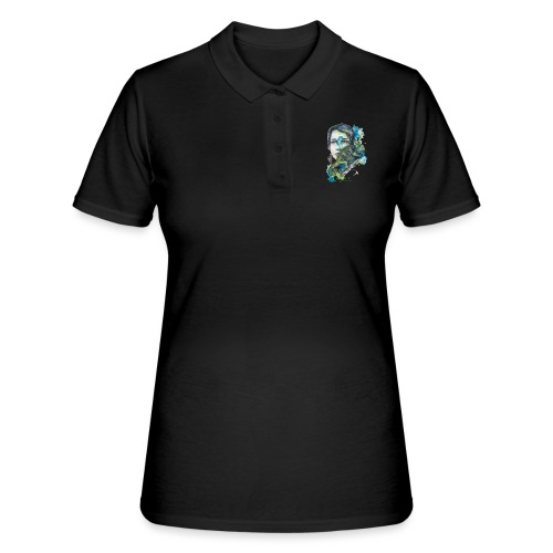 cameleon Kameleon by carographic - Frauen Polo Shirt