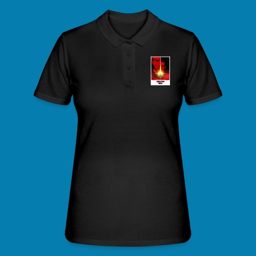 Twelfth Doctor and the Master poster - Women's Polo Shirt