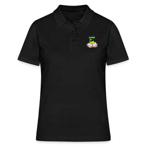Slutty Lime - Poloshirt dame