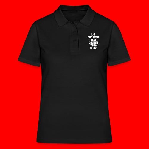 dead beat - Women's Polo Shirt