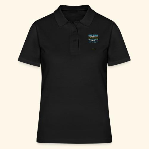 Busca tu lugar - Women's Polo Shirt