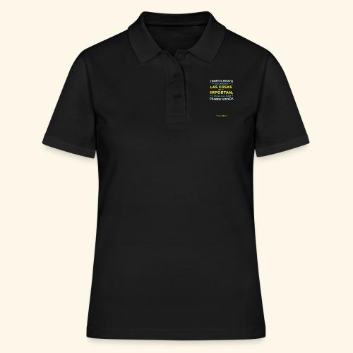 Cambia las cosas - Women's Polo Shirt
