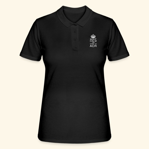 keep calm - Women's Polo Shirt