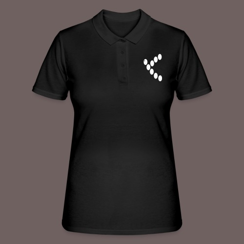 GBIGBO zjebeezjeboo - Flower - Stretch [FlexPrint] - Women's Polo Shirt