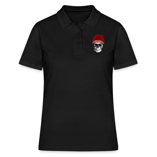 Tête de mort tendance - Women's Polo Shirt