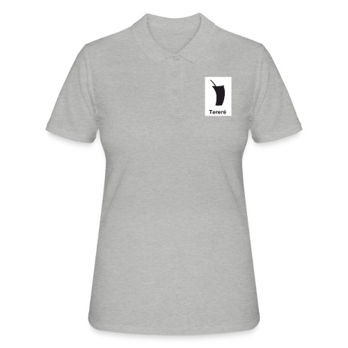 terere paraguayo - Camiseta polo mujer