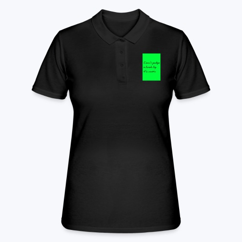 GREEN DJABBIC - Women's Polo Shirt
