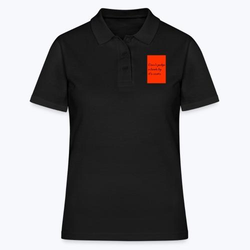RED DJABBIC - Women's Polo Shirt