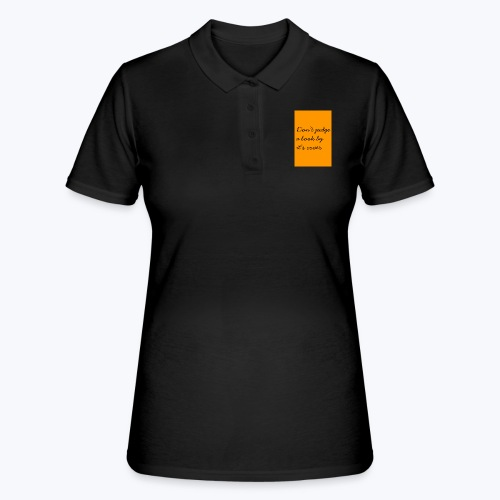 ORANGE DJABBIC - Women's Polo Shirt