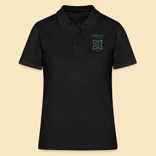 Gafhana Est. CNX green - Frauen Polo Shirt