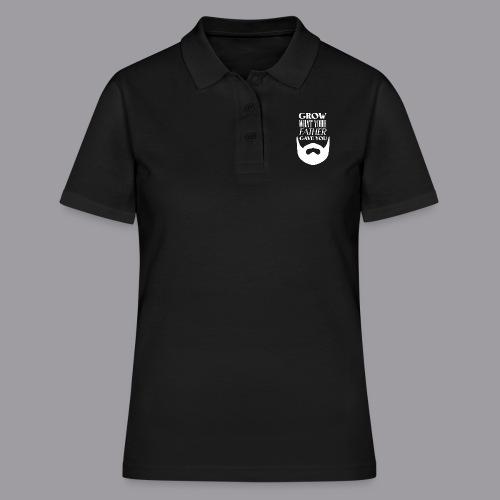 Father Beard W - Frauen Polo Shirt