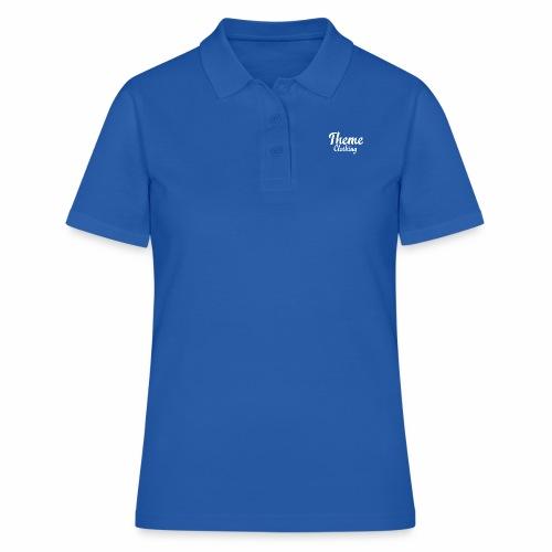 Theme Clothing Logo - Women's Polo Shirt