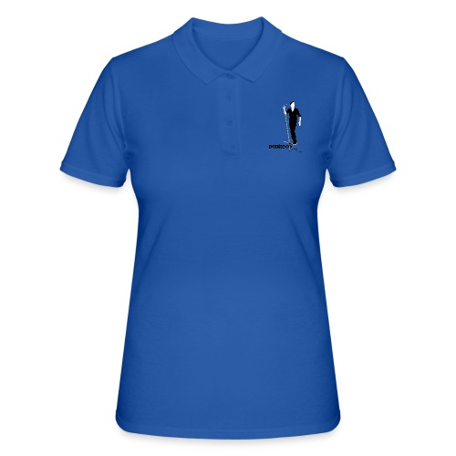 Beautiful Suede PunkPop - Polo donna