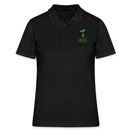 Sämling - Frauen Polo Shirt