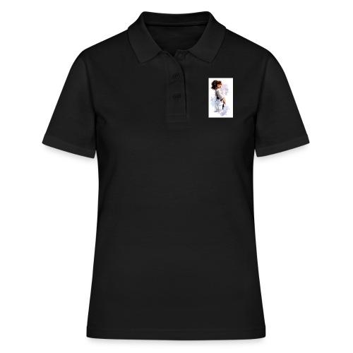 Karate Girl 01 - Women's Polo Shirt