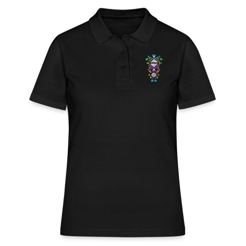 VEYM Farbenfroh BRIGHT - Frauen Polo Shirt