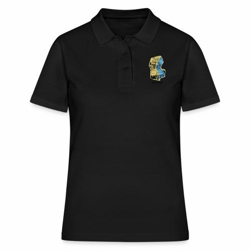 ART ROCK No 4 colour - Women's Polo Shirt