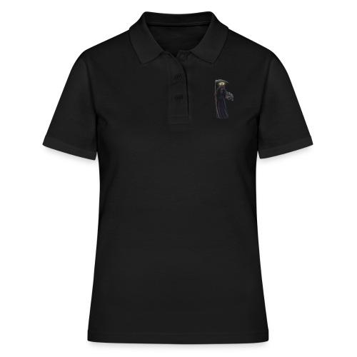 Malaria falciparum - schwarze Dame mit Sichel - Frauen Polo Shirt