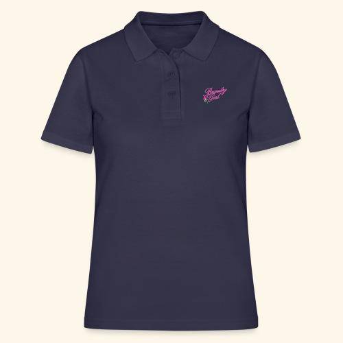 Beauty Girl Ltd logo web medium - Women's Polo Shirt