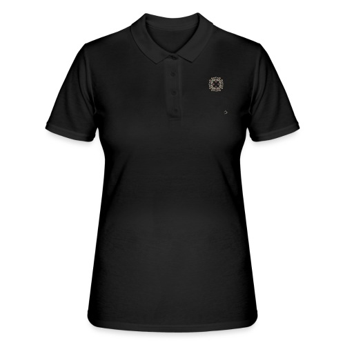 'Goose Circle' by BlackenedMoonArts - Women's Polo Shirt