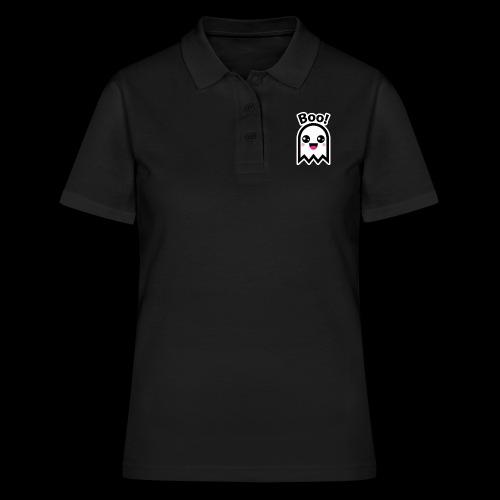 BOO - Camiseta polo mujer